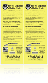 Flyers to print and dispatch in your community
